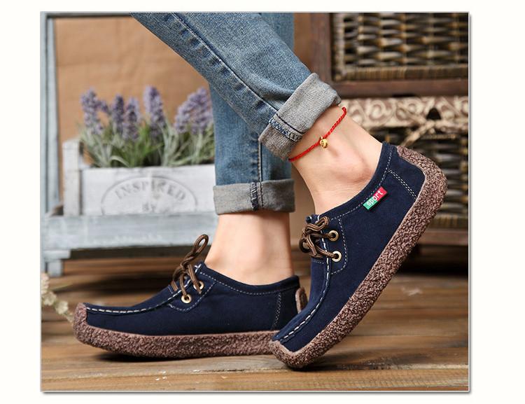 HX 8006 (17) 2018 Spring Autumn Shoes Woman