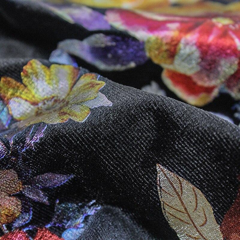 Back Tie Up Print Short Sleeve Mini Bodycon Dress 6