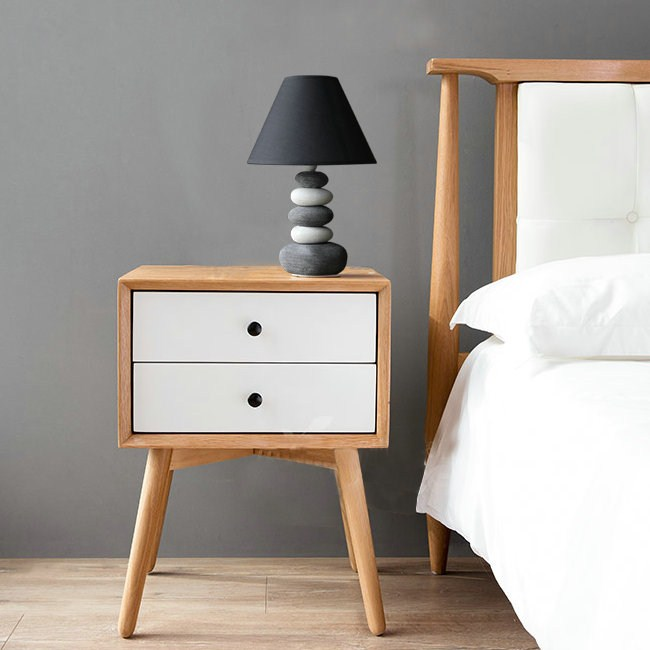 bedside lamp Table Lamps newThe ceramic lamp bedroom bedside creative simple modern fashion lovely warm warm light ZCL