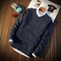 Round Neck Autumn Thin Sweaters Men S321 Christmas Sweater Men Pullover Men Male Sweater Pull Homme Marque