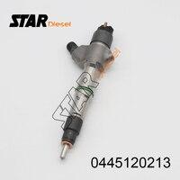 0 445 120 213 자동 연료 시스템 인젝터 0445120213 디젤 연료 인젝터 0445 120 213 Weichai WD10