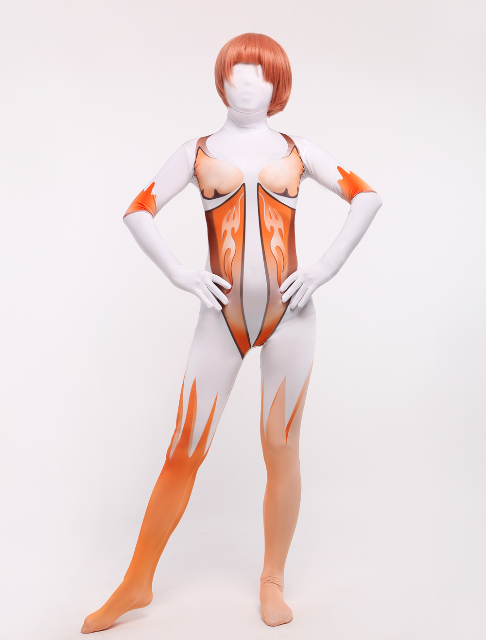 Wholesale sexy catsuits corselet Girl costumes Lycra Spandex zentai suits hallowenn costumes