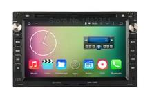 Quad core Android 5.1.1 Jogador Rádio Do Carro DVD GPS para Volkswagen VW Jetta Polo Bora Golf 4 Passat B5 com Mirror-link Wi-fi BT