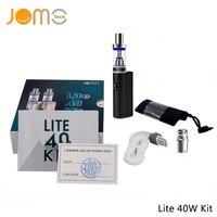 NOUS/DE/RU/ROYAUME-UNI Stock! JomoTech Cigarettes Électroniques Subohm Kit 2200 mAh Ecig Mod Nouvelle Version Lite 40 W Vaporisateur Mod & De Rechange Bobine Jomo-02