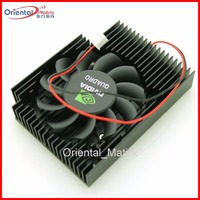Free Shipping EFB0612HHA DC12V 0 25A VGA Cooler For NVIDIA MXM MXM2 Graphics Video Card Cooler