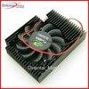 Free Shipping EFB0612HHA DC12V 0 25A VGA Cooler For NVIDIA MXM MXM2 Graphics Video Card Cooler