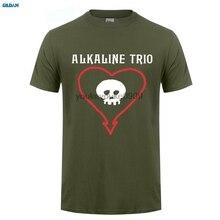 GILDAN  New Alkaline Trio American Punk Rock Band Logo Men