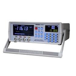 high precision LCR meter Dual LCD Display 100Hz 100K 0 3 USB RS232 made taiwan