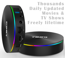 Get more info on the Thousands Daily Auto-Updated Movies & TV Shows Freely Lifetime S905X2 A53 Quad core 4K Android 8.1 TV Box 4GB RAM 32GB/64GB