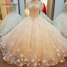 CHANVENUEL bridal gown ball gown wedding dress