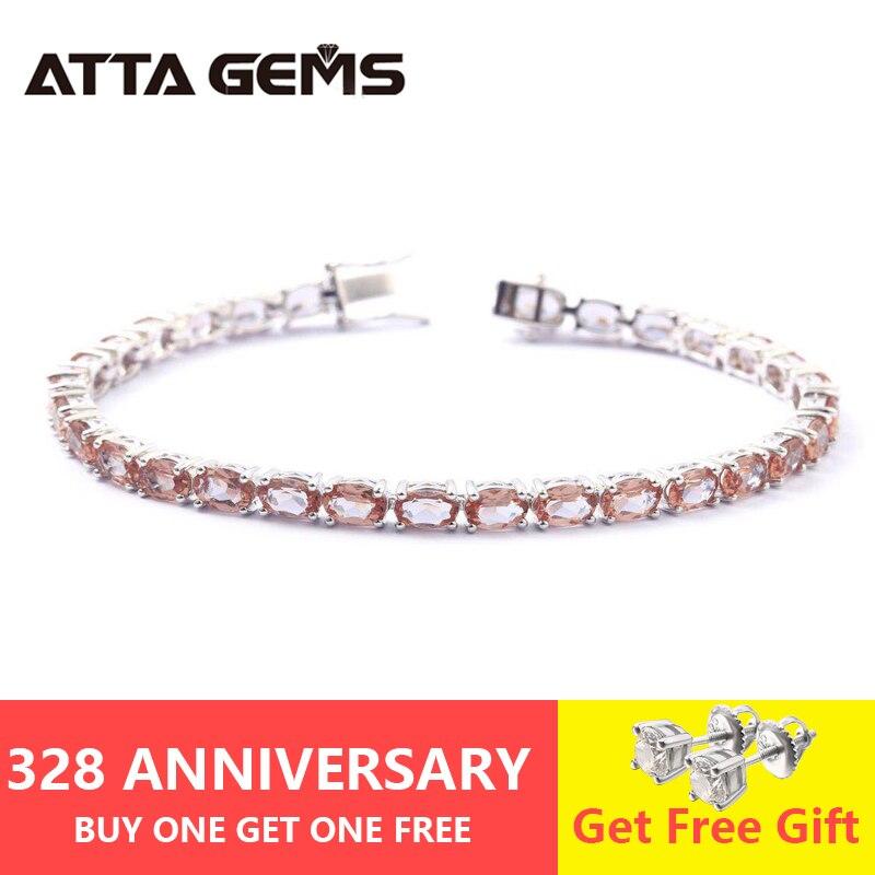 Zultanite Серебряный браслет для Для женщин изысканное украшение на свадьбу браслет 30 карат создан Zultanite S925 для Для женщин свадебные