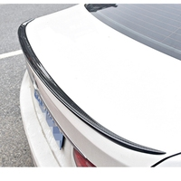 M3 Style Carbon Fiber Rear Trunk Lip Spoiler for BMW F30 3 Series 328i 320i 328d 320d & F80 M3 2012 2017