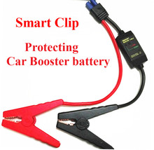 2018 Smart Clips Clamps For 12V Car Jump Starter Short Circuit Overcharge Constant Regulator Protecting Charger