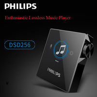 Philips New DSD256 Decode MP3 Music Player Lossless Rusuoo HIFI Two Ways Bluetooth With FM Radio