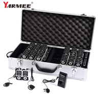 YARMEE Whisper Radio Tour Guide Transmitter and Receiver Wireless Tour Guide System