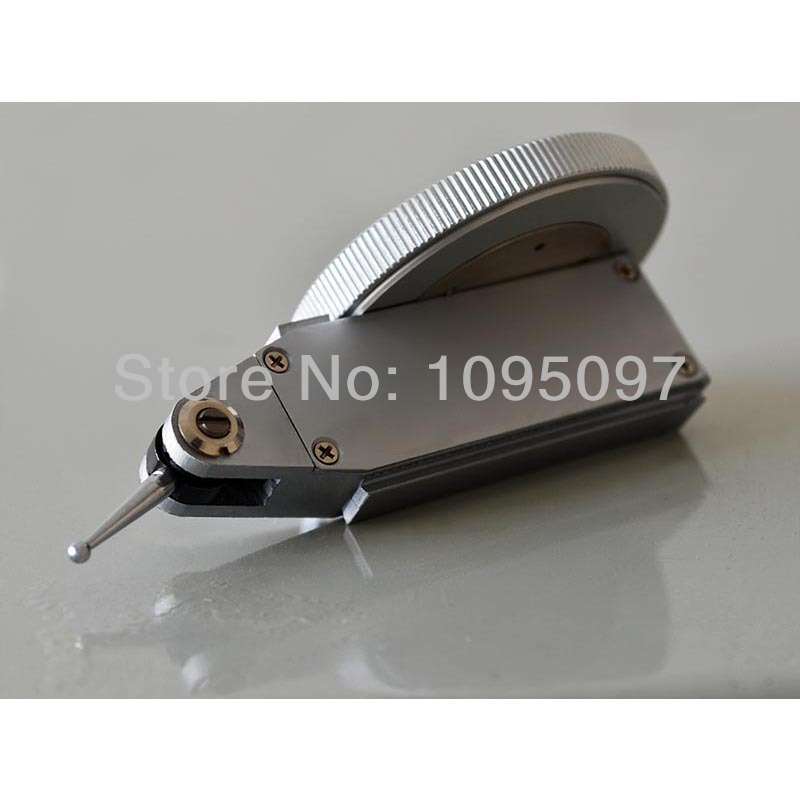 Image 4 - 0 0.2mm Lever Dial Test Indicator Precision Dial Indicator Lever Dial gauge 0.002mm  dial test  holder indicator-in Dial Indicators from Tools