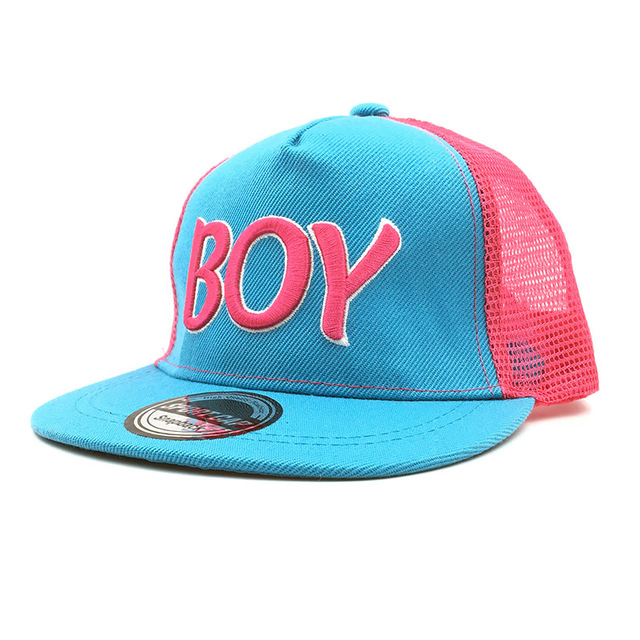 d2db5321 Hot Sale Children Hat Boys Baseball Cap Summer Ventilation Child Hats Sun  Snapback Comfortable New Style Caps girl Bone