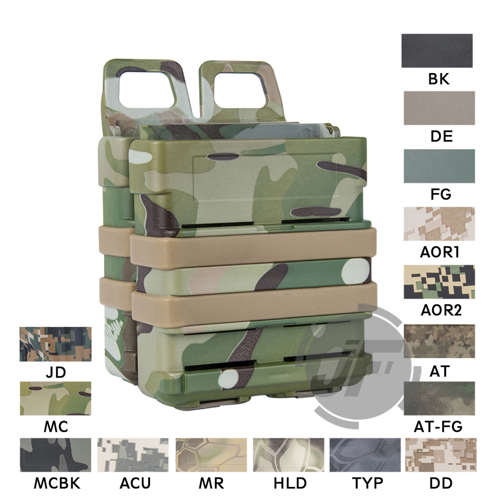 Tactical FastMag Gen3 7.62 Magazine Pouch Ammo Mag Holster Quick Reload Heavy Duty Fast Mag For MOLLE PALS System