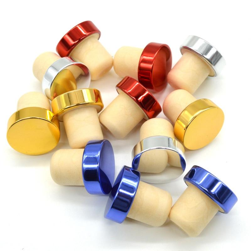 1PCS T shape Wine Stopper Silicone Plug Cork Bottle
