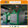 Jingling Bells Inflatable Christmas House in Stock