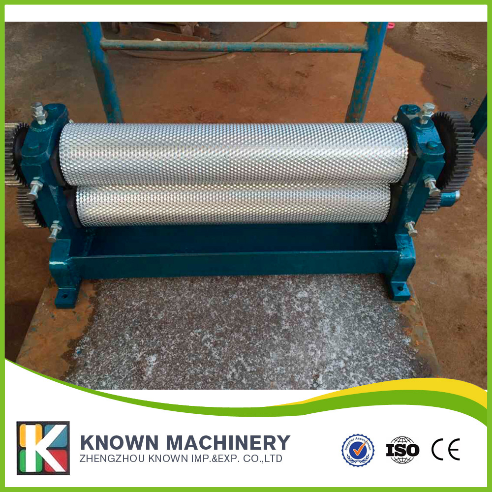 86*450mm foundation sheet machine for beekeeping equipment beeswax embossing machine