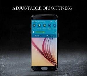 Image 5 - Super Amoled Voor Samsung Galaxy Note 4 Rand Lcd N915 N915FD N915F Lcd Touch Screen Digitizer Vergadering Met Frame Reparatie onderdelen