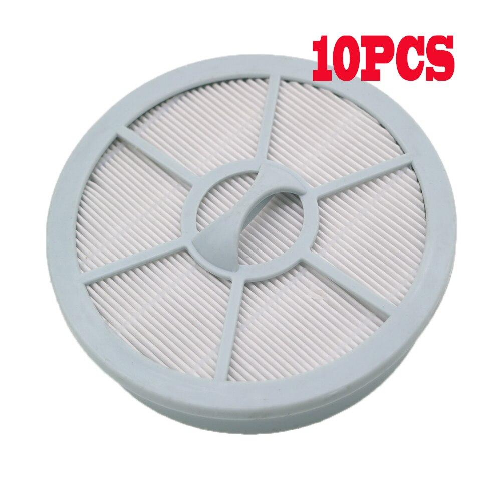 10pcs Free Shipping Vacuum Cleaner Filter Hepa Filter Replacement for Philips FC8208 FC8260 FC8262 FC8264 FC8250 FC8200 FC8299