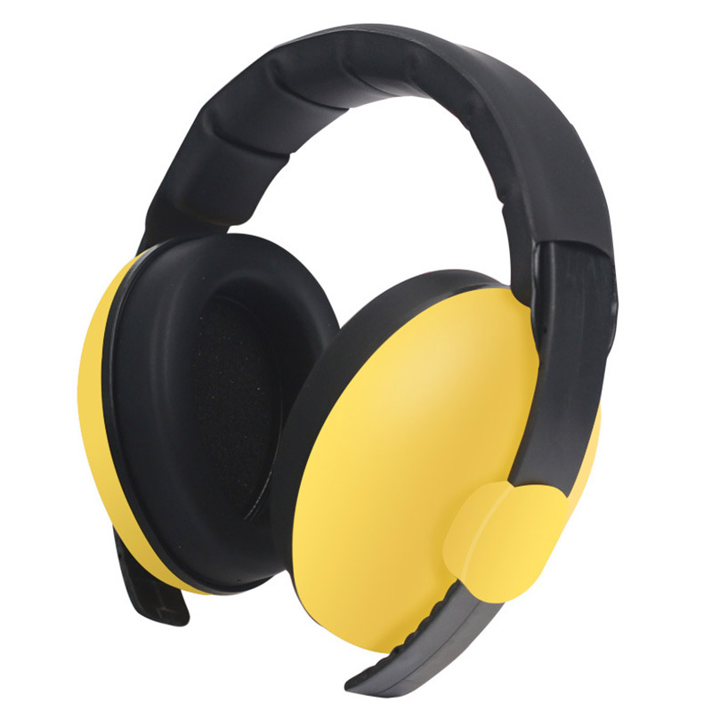Baby Ear muffs Kids Noise Prevention Soundproof Ear Protector Children Hearing Protection Anti-noise Ear muff For Sleeping Study baby earmuffs kids noise reduction headphones ear protectors children hearing protection soundproof anti noise ear muff nrr 25db