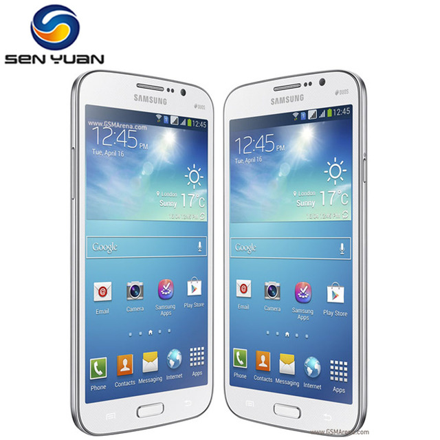 Original Unlocked Samsung Galaxy Mega 5.8 I9152  Mobile Phone 1.5GB Ram 8GB Rom 5.8″ Touch Screen 8MP Camera Cell phone