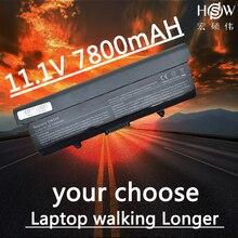 HSW 7800mAh battery For DELL INSPIRON 1525 1526 1545 C601H CR693 D608H GP252 GP952 GW240 GW241 GW252 HP277 HP287 HP297 M911G