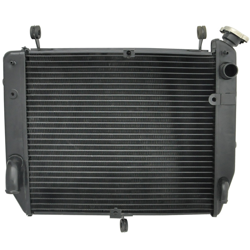 LOPOR LOPOR Motorcycle Aluminium Cooling Cooler Radiator For YAMAHA YZFR1 YZF R1 2002 2003 YZF R1