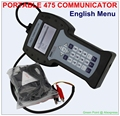 Promotion New Arrvial Hand-held Hart 475 Communicators Portable 475 Field Communicator With English OSD Menu