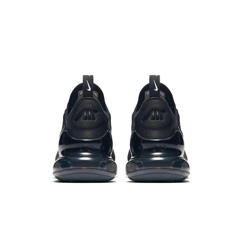 Original Nike Air Max 270 180 hommes chaussures de course baskets Sport extérieur 2018 nouveauté authentique extérieur respirant Designer - 5