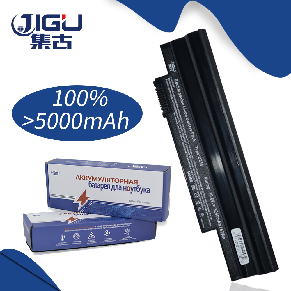 JIGU Wholesale New Laptop Battery FOR Acer Aspire one D255 D257 D260 ,AL10A31 AL10B31 AL10G31 AK.006BT.074 ICR17/65L C.BTP00.12L