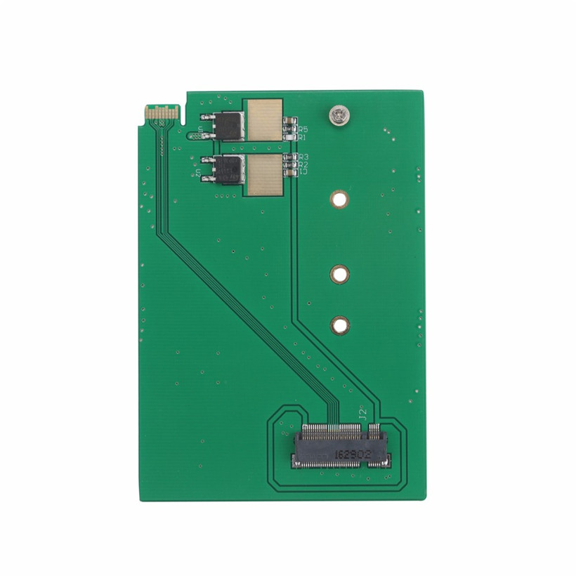 UltraSlim SFF-8784 To M.2 NGFF SSD Replace WD5000MPCK WD5000M22K Adapter Card drop shipping 0624