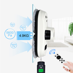 Image 4 - Prainskel  Window Cleaning Robot Window Robot Vacuum Cleaner Remote Control Magnetic Glass Cleaning Robot Framed Window Robot