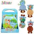 Sozzy Brinquedos Do Bebê Livros de Pano Macio 0-12 Meses Infantil Bonito Dos Desenhos Animados Crianças Infantil Crianças de Desenvolvimento Educacional Brinquedo Carrinho De Criança