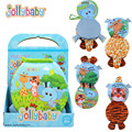 Sozzy Cloth Books Soft Baby Toys 0-12 Months Cute Cartoon Infant Toddlers Infant Development Children Educational Stroller Toy