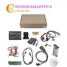 FGTECH V54 Galletto 4 Master BDM-Tricore-OBD функция ECU Инструмент для программирования