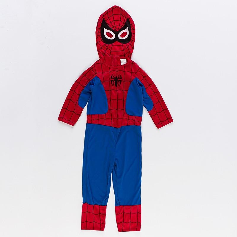 Karšto pardavimo Marvel Comic klasikinis Spiderman vaiko kostiumas - Karnavaliniai kostiumai - Nuotrauka 2