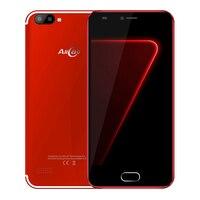 AllCall Alfa Android 7.0 Cep Telefonu 5.0 '' HD IPS Ekran 8MP + 2MP çift Arka Cams MT6580A Quad Core 1 GB RAM 8 GB ROM 3G cep telefonu