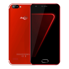 """AllCall Alpha Android 7.0 Mobile Phone 5.0"""" HD IPS Screen 8MP+2MP Dual Rear Cams MT6580A Quad Core 1GB RAM 8GB ROM 3G Cellphone"""