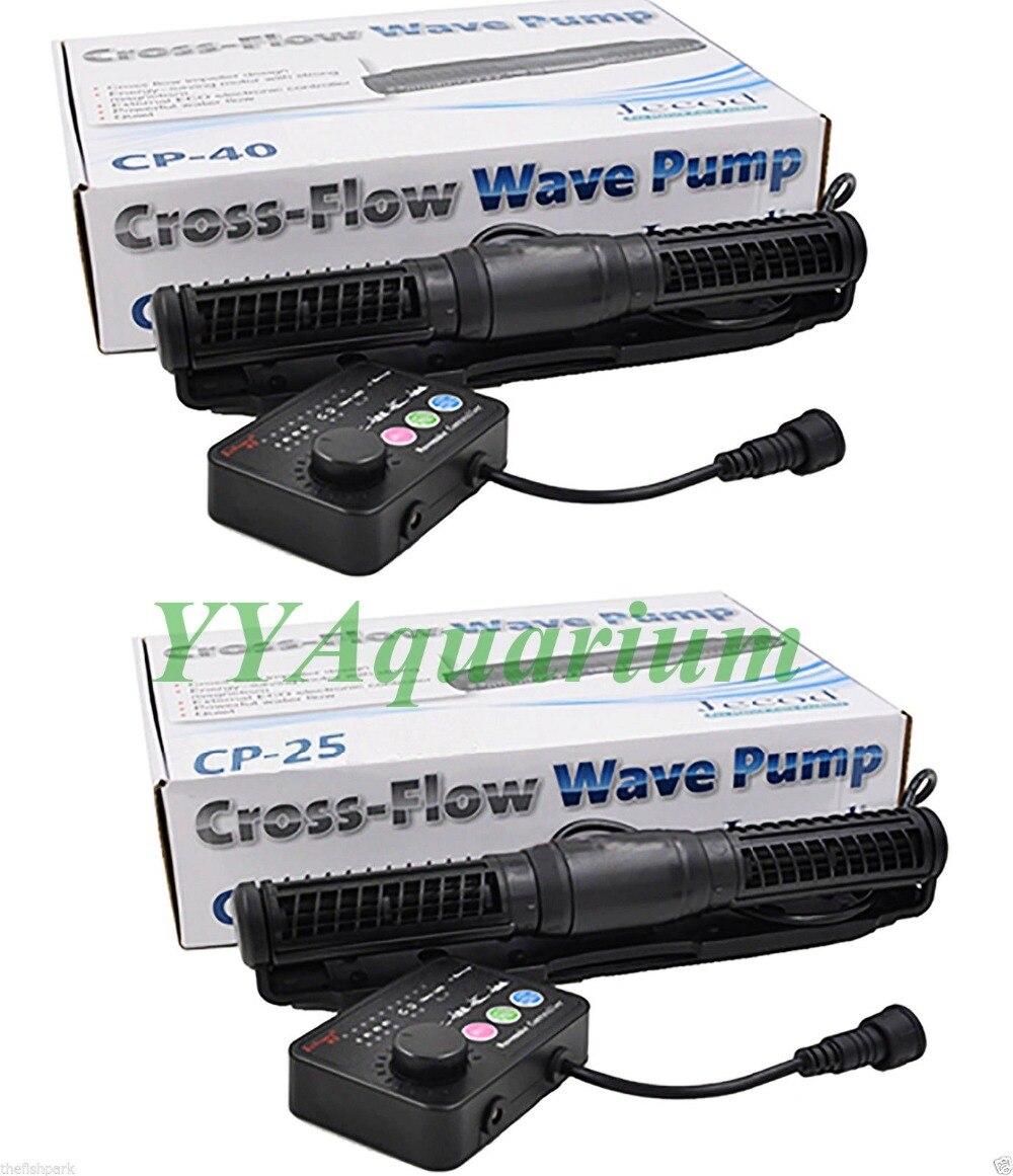 Aquarium fish tank wavemaker - 2016 New Jebao Jecod Cross Flow Wave Maker For Aquarium Fish Tank Reef Marine Circulation Dc