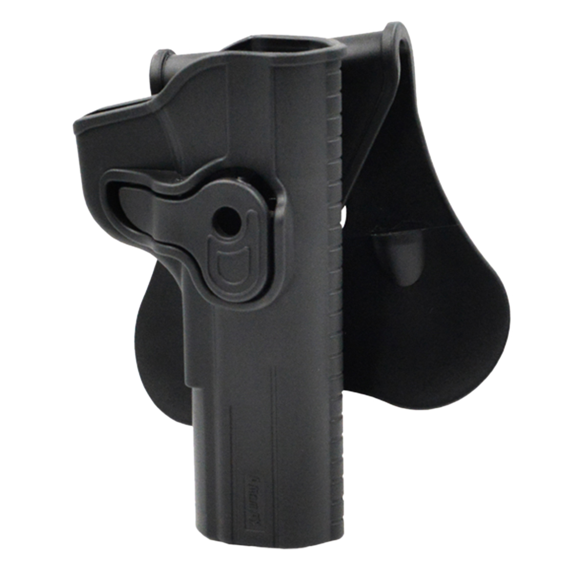 Amomax Adjustable Tactical Holster For Tokarev TT-33 - Right-handed Black(Standard Only With Waist Plate, No Other Accessories)