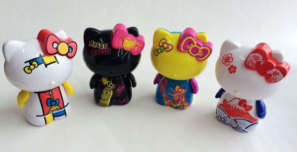 Hello Kitty Mcdonald S Toys : Mcdonald s hello kitty shinkansen full set of toys