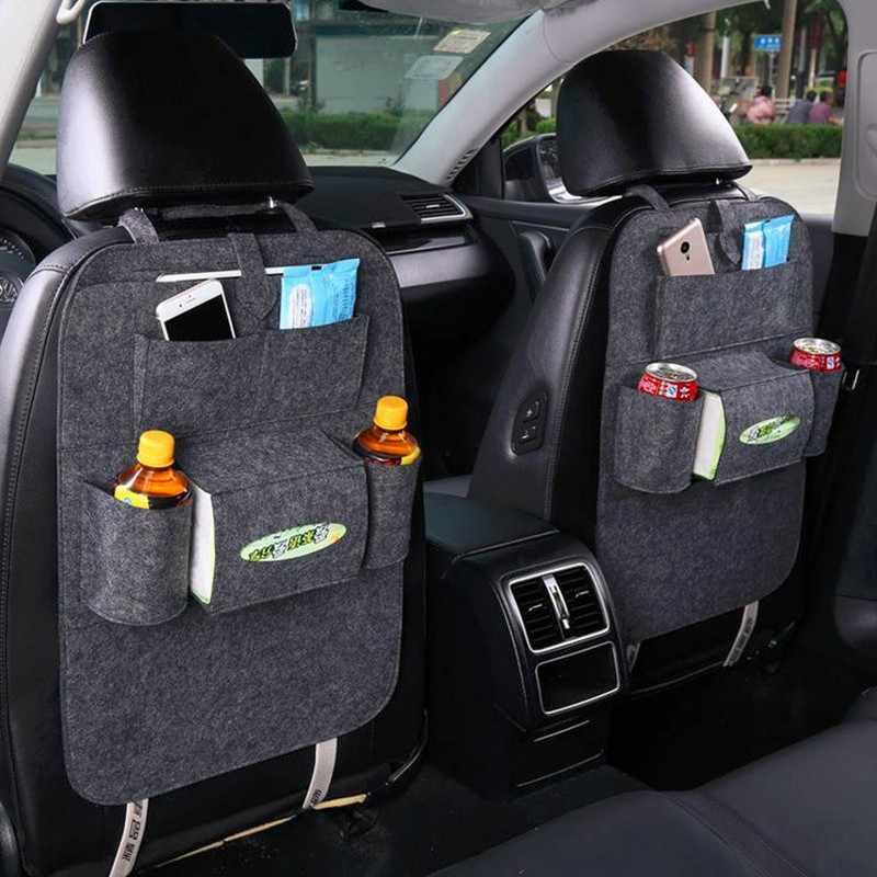 Sac de rangement de siège sacs suspendus boîte de rangement de voiture pour Chevrolet Cruze OPEL MOKKA ASTRA J Hyundai Solaris Accent