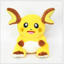 Pokemon Plush Pikachu Character Soft Toy Stuffed Animal child Doll Teddy Xmas Gift X346