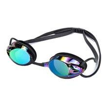 Novo óculos de natação das mulheres dos homens nadar óculos diopter à prova dwaterproof água anti nevoeiro uv piscina profissional adulto nadar óculos