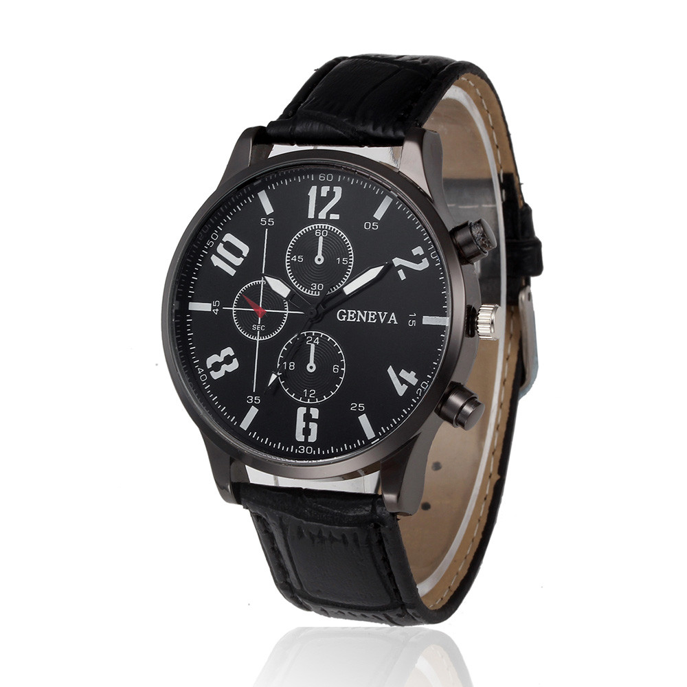 2016 Mens watches Top Brand Luxury Mens Business Clock ...