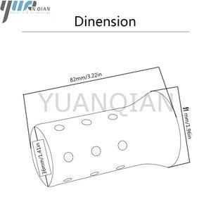 Image 5 - 51 мм универсальные аксессуары для мотоциклов глушитель выхлопной трубы вставной дефлектор дБ убийца глушитель для DUCATI MONSTER 696 796 796 848